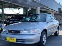 Corolla 1.8 xei 4p automático - 2001