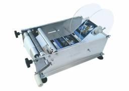 Máquina Rotuladora manual completa - Frete grátis