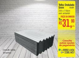 Telha Multilit - 5mm x 110 x 244cm - SuperOferta!!!