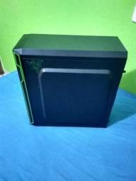 Gabinete gamer mymax novo (estilo geladeira)
