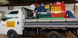Hr equipada com hidro jateamento e á vácuo novo - 2013