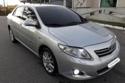 Toyota Corolla Seg Automático Top de Linha GNV Muito Novo Meu Nome - 2010