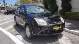 Ford Fiesta Hatch 1.0 8V FLEX/CLASS 1.0 8V FLEX 5P Completo 2008 Preto  - 2008