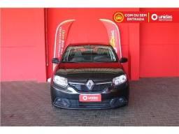 Renault Logan Expression Sce 1.0 Preto 18/19 - 2019