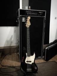 Baixo Fender JazzBass Mx 5 cordas