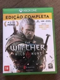 Jogo The Witcher 3 - EDIÇÃO COMPLETA