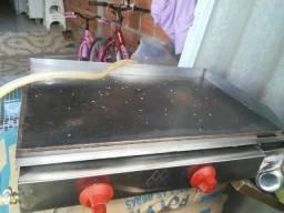 Chapa de churrasco