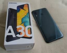 Samsung A30 - 11 meses de garantia