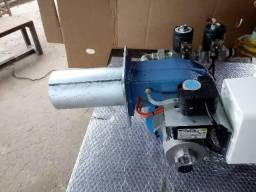 Queimador industrial a Gas monobloco