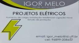 Projetos Elétricos com ART