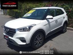 Hyundai Creta 2.0 automática Prestige 2018 garantia de fabrica