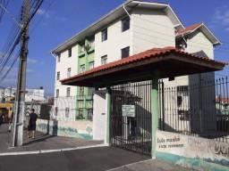 Apartamento com 3 dormitórios para alugar, R$ 600/mês + taxas - Sítio Cercado - Curitiba/P