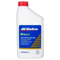 Óleo Lubrificante 5w30 Sintético Dexos 1 Acdelco Acdelco