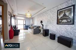 Apartamento com 3 dormitórios para alugar, 88 m² por R$ 2.980,00/mês - Passo d'Areia - Por