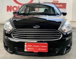 Ford ka + se 1.0 flex ano 2018 (com apenas 10.000 km rodados) emplacado 2020
