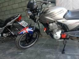 Vendo ou troco por outra moto - 2008