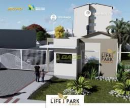 Apartamento com 2 dormitórios à venda, 45 m² por R$ 150.000 - Fragata - Pelotas/RS