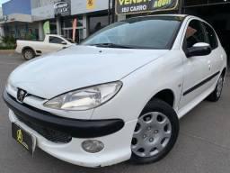 Peugeot 206 Presence 4P Flex - 2008