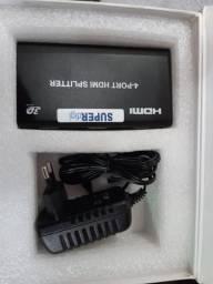 Multiplicador de HDMI 4K