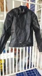 Jaqueta couro sintético