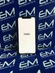 IPhone X 64Gb Preto - Seminovo - com nota e garantia, somos loja fisica