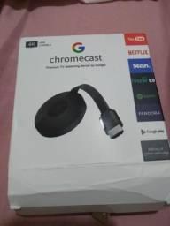 Vendo Chromecast 4k