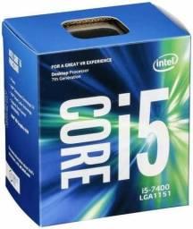 Processador I5-7400/LGA 1151 - Frete Gratis! Na Caixa!