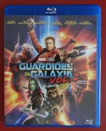 Blu-ray Guardiões Da Galáxia Vol. 2 - Original - Disney - Marvel