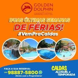 Golden Dolphin Grand Hotel , Caldas Novas !!!