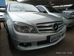 Mercedes C200. KOMPRESSOR - 2008