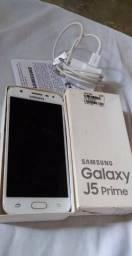 J5 Prime faço troca