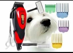 Máquina de tosar Cães e gatos