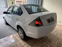 Fiesta 2013/2013 sedan 1.6 ipva total pago !!! - 2013