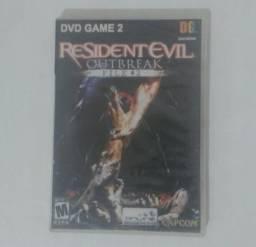Jogo Do PS2 Original Resident Evil