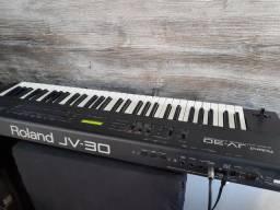 Teclado Roland JV-30 - Ótimo Estado