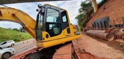 Escavadeira pc130 parcelada