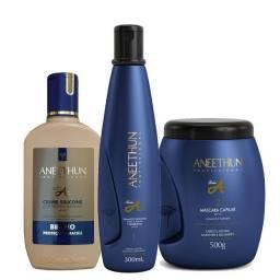 Aneethun linha A kit com 3 produtos