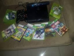 Imperdivel Black Friday-Console Xbox 360 4GB Semi novo+ Kinect Sensor