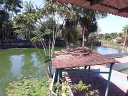 Clube ou sitio em Marituba com um lago cheio de Tilápia ha 500 metros da br 316