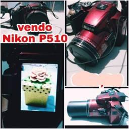 Câmera de profissional
