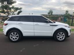 Land Rover Evoque Branca