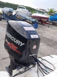 Motor de Popa Mercury Pro XS rabeta 20 dois tempos