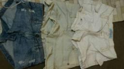 Short jeans gang