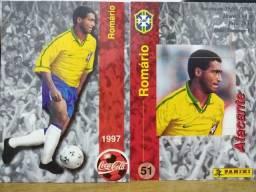 Coleção completa Futcards 1997