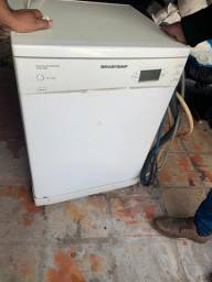 Máquina lavar louça Brastemp