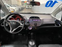 # Preço Real # Honda Fit 1.5 Ex Automático Completo (troco e financio)