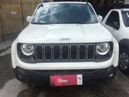 Jeep Renegade Longitude C/ Couro, Aut, e Mult. //Entrada + R$ 1.499,99