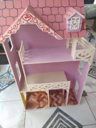 Casa de bonecas super linda