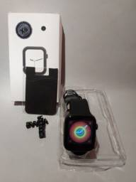 Relógio Smartwatch X6 Para Ios E Android Sport + Brindes