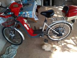 Vendo um bicicleta  eletrica
